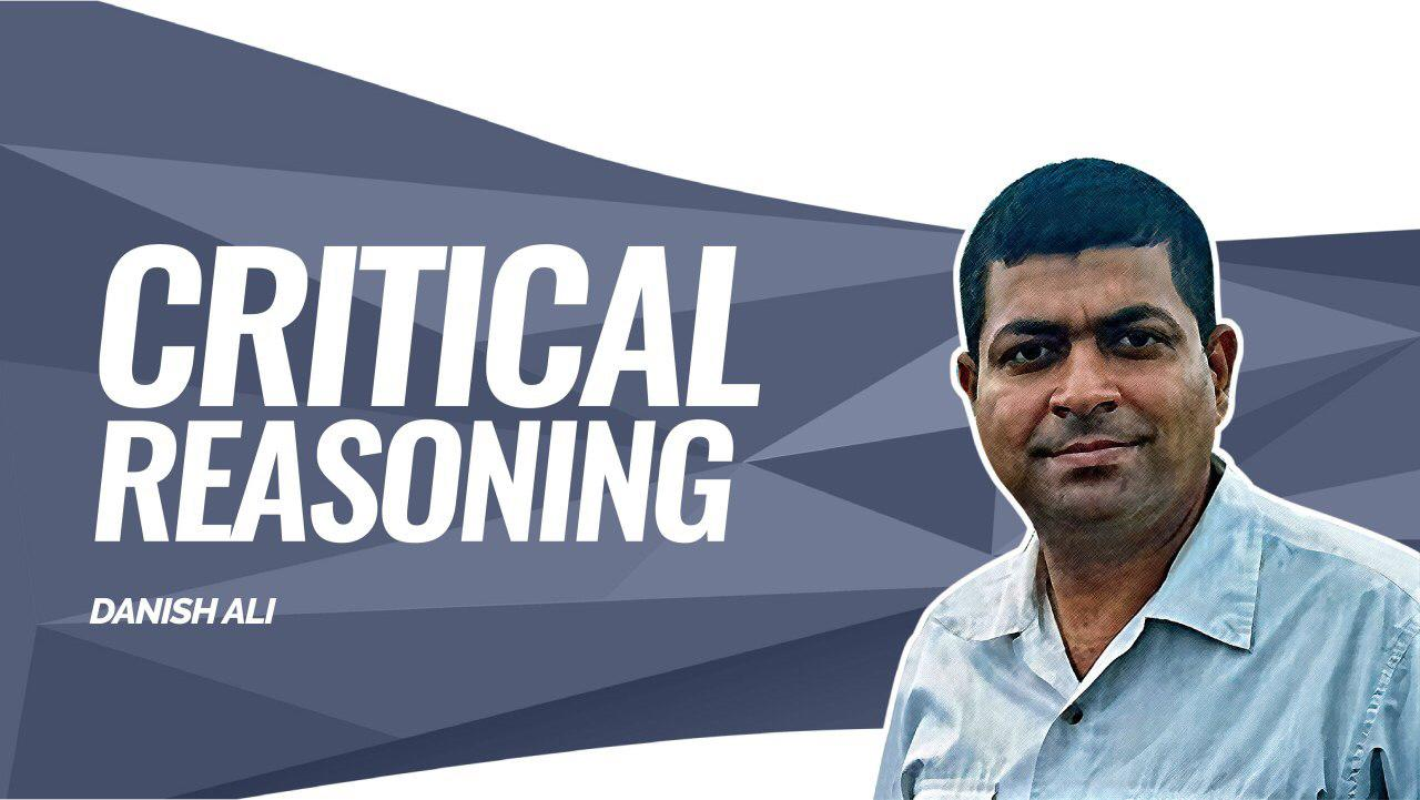 CLAT Gold | Critical Reasoning by Danish Sir
