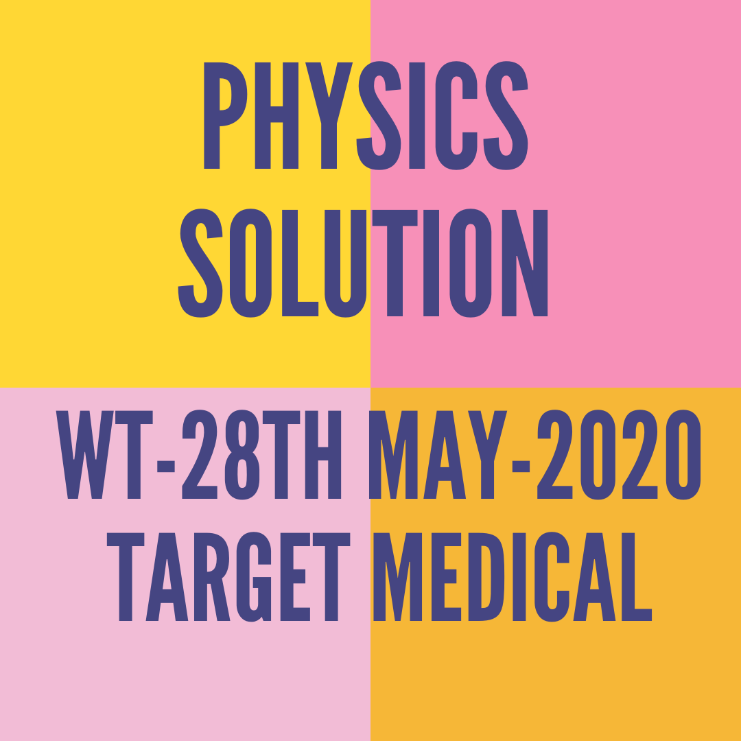 WT-28TH MAY-2020-TARGET MEDICAL PHYSICS SOLUTION