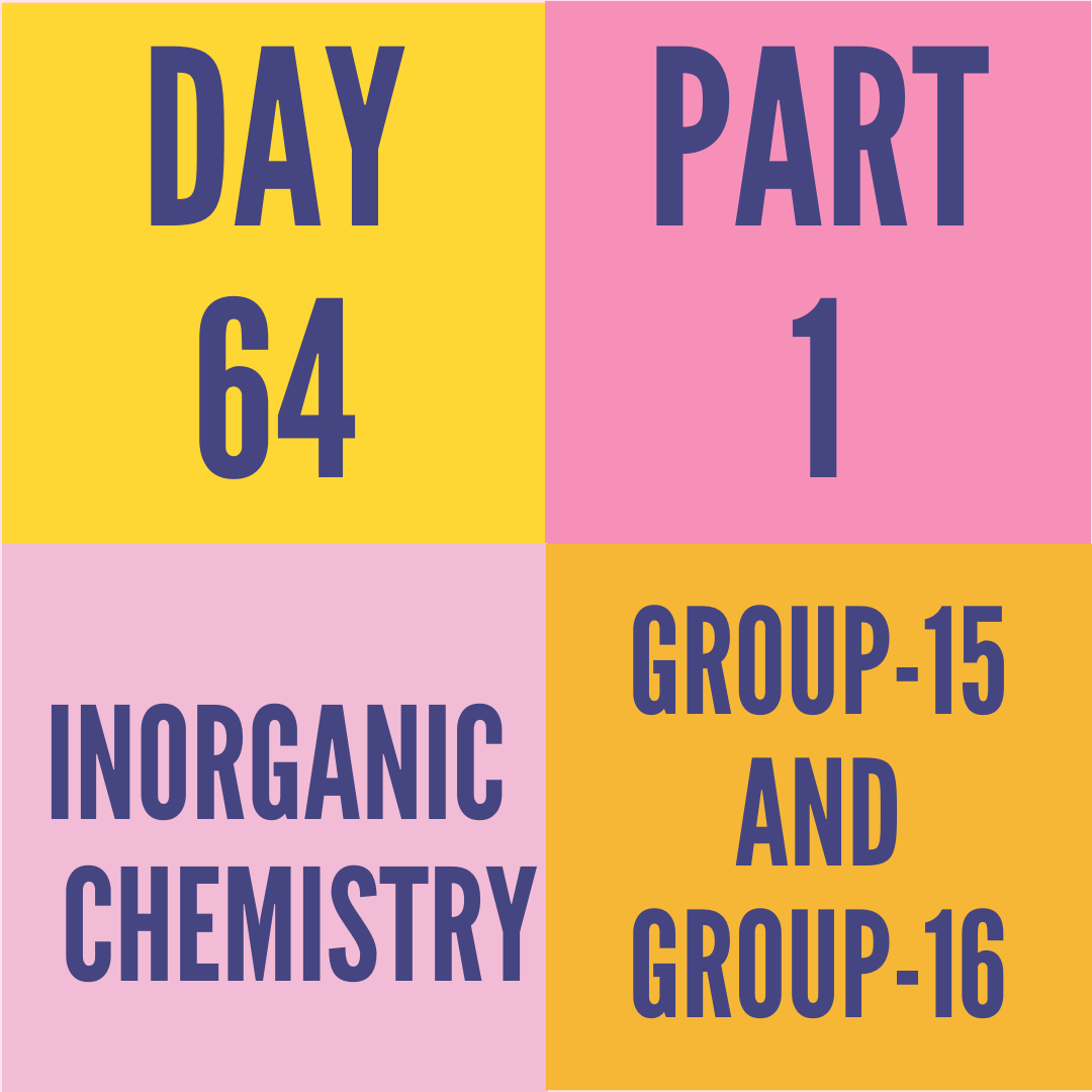 DAY-64 PART-1 GROUP-15 AND GROUP-16