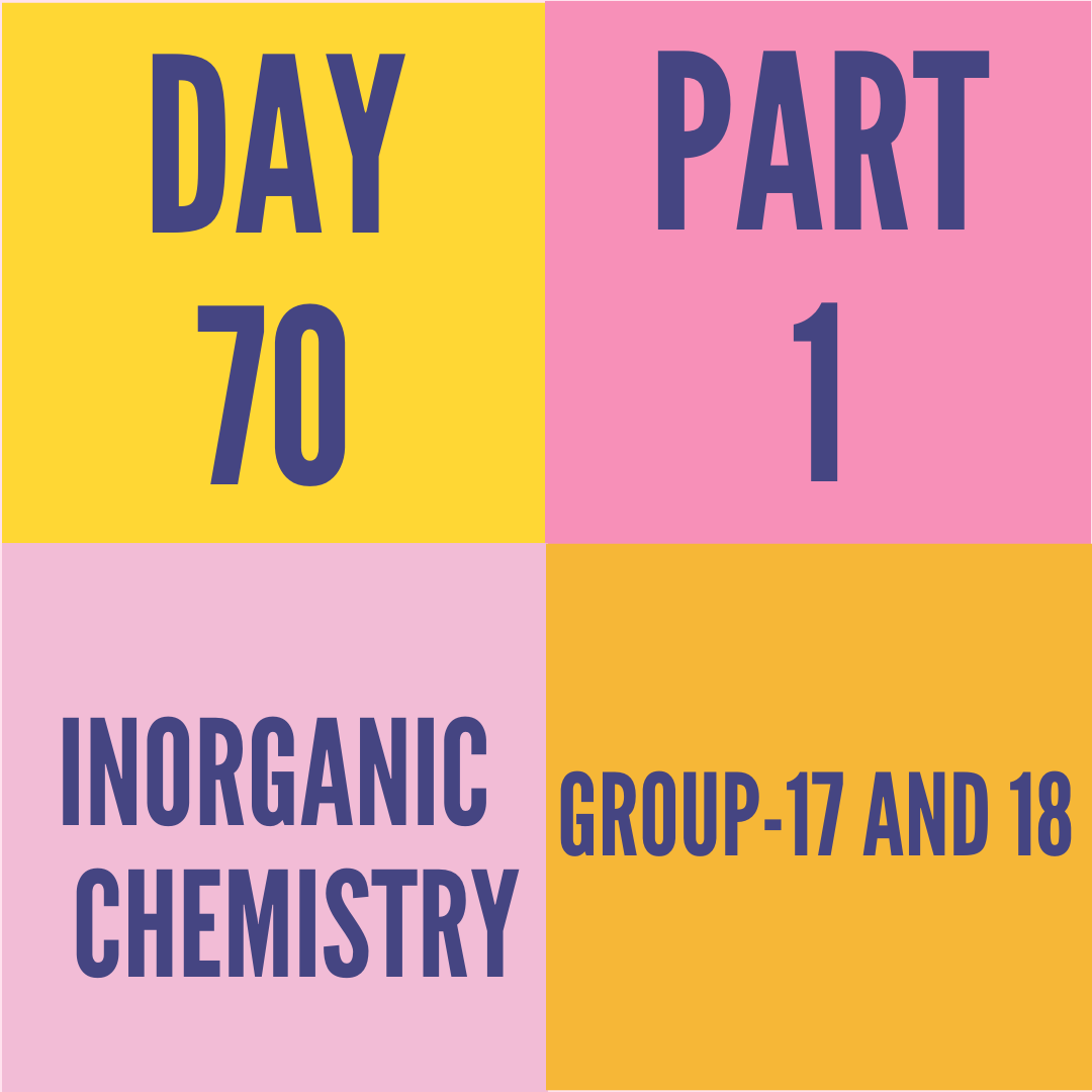 DAY-70 PART-1 GROUP-17 AND 18